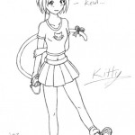 Kitty by Suichi